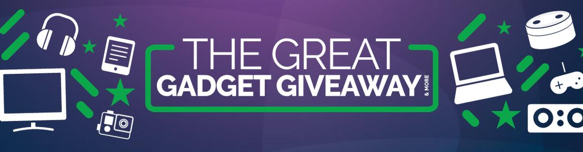 The Great Gadget Giveaway