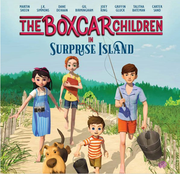 Boxcar Children Prize Pack Giveaway