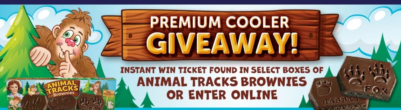 Camp Little Debbie Instant Win Giveaway - Win A Premium Cooler