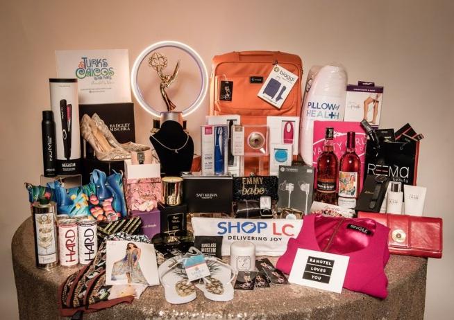 Daytime Emmys Golden Gifting Suite Gift Bag Giveaway - Win Gift Bag