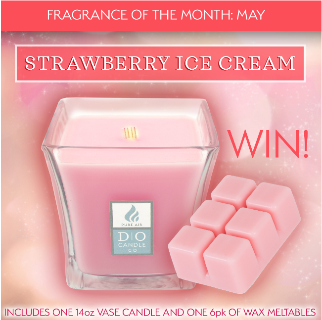 Fragrance Of The Month Giveaway