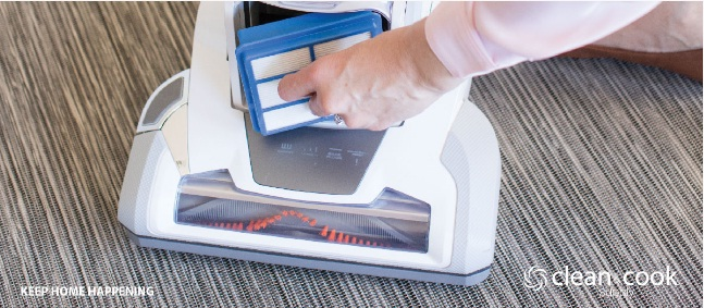 How Clean is Your Vacuum Clean & Cook Supply Sweepstakes - Win Visa Gift Card