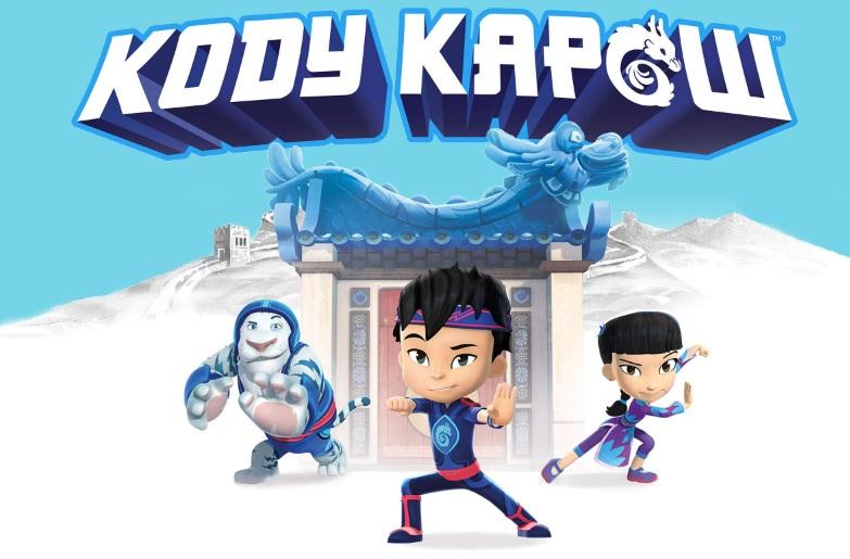 Kody Kapowerful Family Jr Kapowerful Contest - Win A Trip