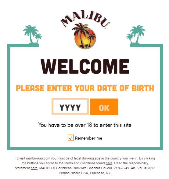 Malibu Summer Experience Sweepstakes