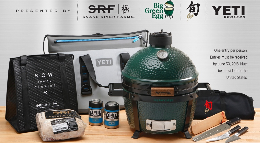 The On-the-Go Grilling Giveaway - Win $100 Gift Certificate