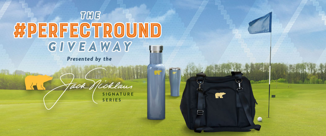 The Perfect Round Giveaway