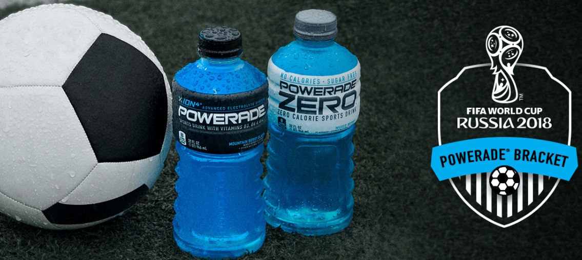 The Powerade Fifa Instant Win Game - Win A Trip