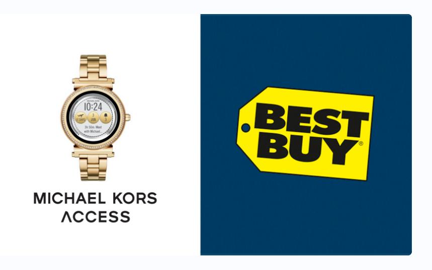 Win A Michael Kors Smart Watch It Is A Sweepstakes