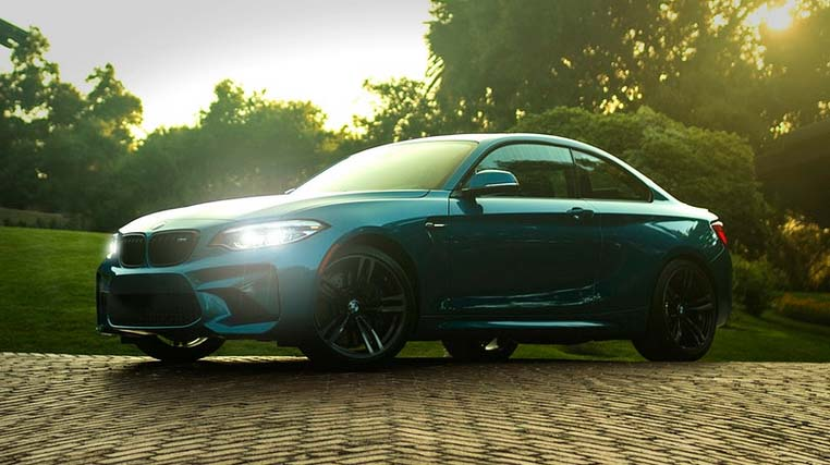 BMW M2 Coupe Giveaway