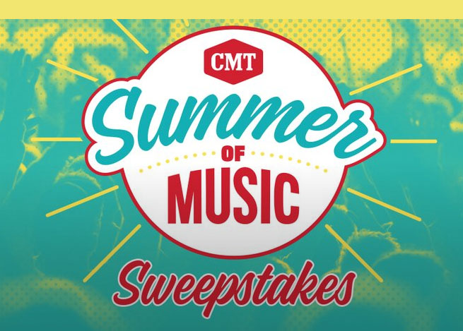 Bar-S Summer of Music Sweepstakes
