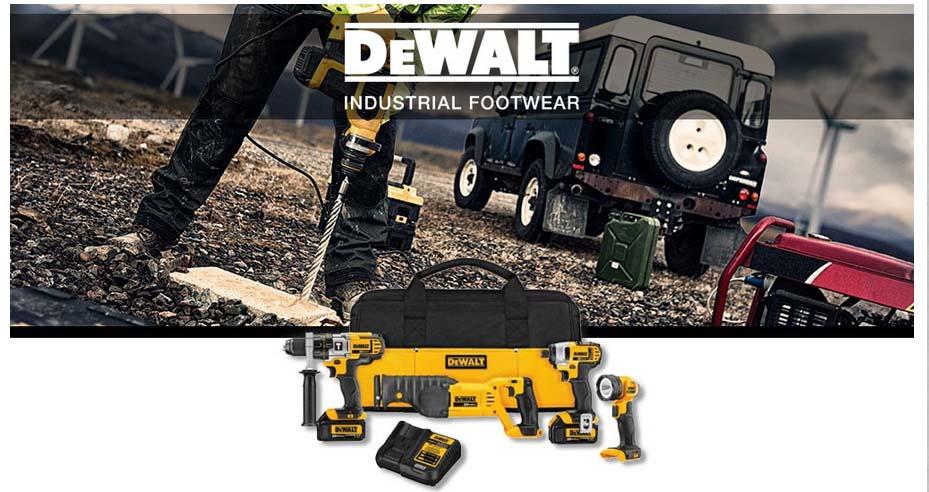 DeWalt Tool Set Giveaway