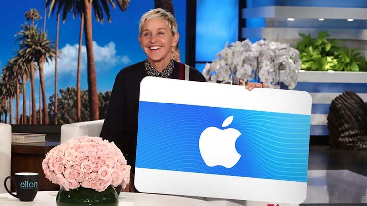 Ellentube $500 Apple Store Gift Card Sweepstakes