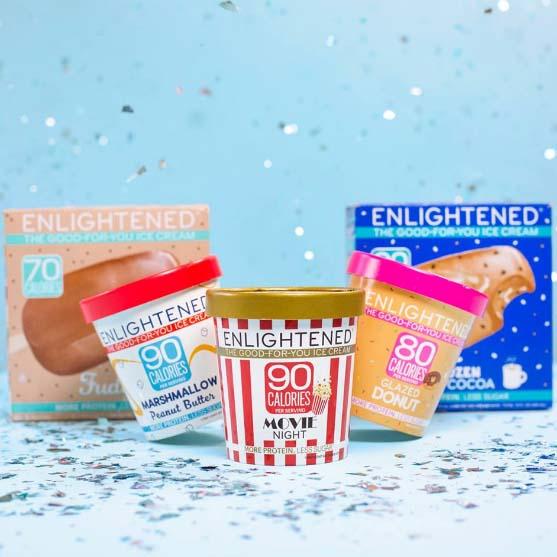 Enlightened Ice Cream Pint Giveaway