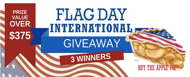 Flag Day International Giveaway