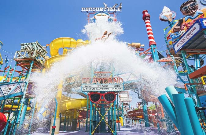 Hersheypark Tickets Giveaway