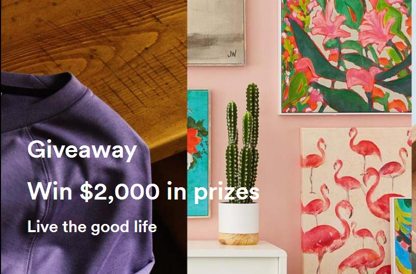 Live The Good Life Giveaway