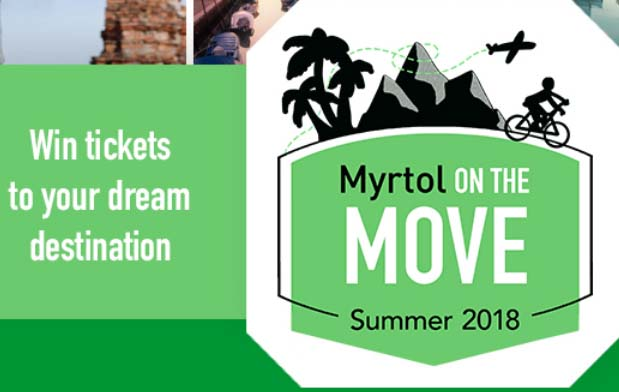Myrtol on the Move Sweepstakes