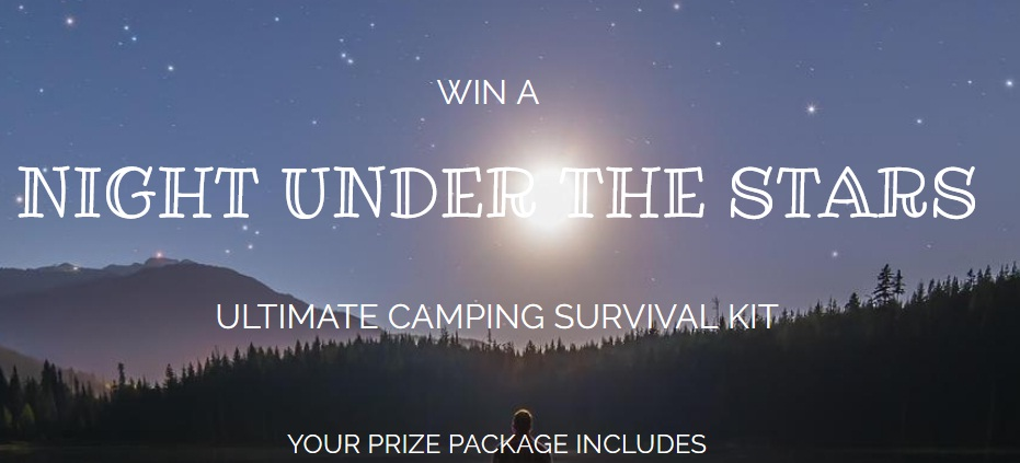 Night Under The Stars Giveaway