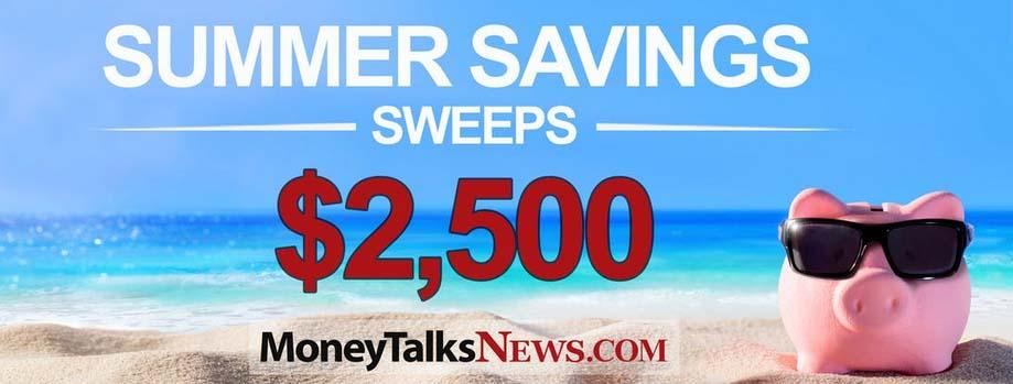 Summer Savings Sweepstakes