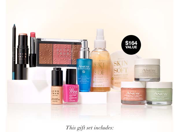 The Avon Glow For Summer Sweepstakes