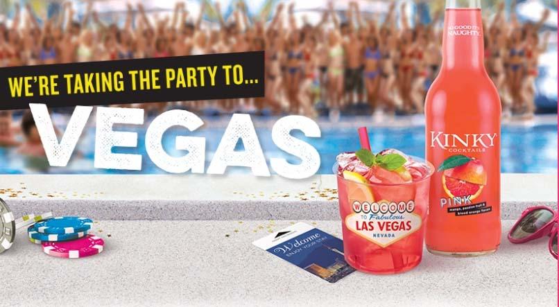 Ultimate Kinky Vegas Vacation Giveaway
