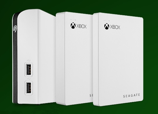 Seagate Game Drive For Xbox Giveaway