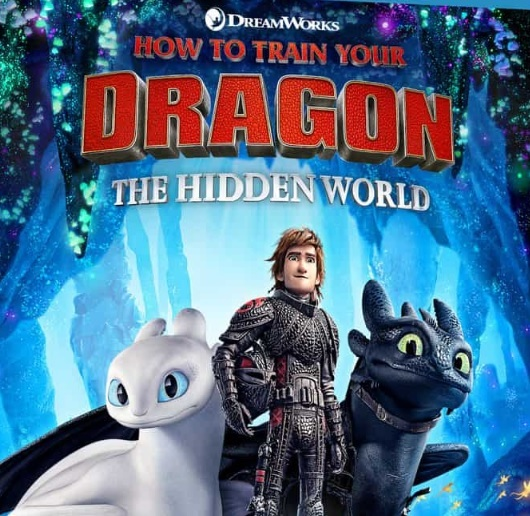 The Hidden World Blu-ray Combo Pack Giveaway