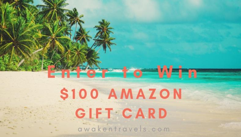 Awaken Travels Anniversary Contest