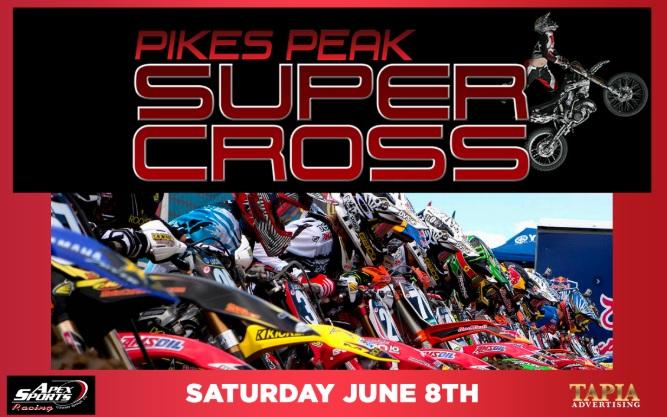 Pikes Peak Super Cross Ticket Sweepstakes