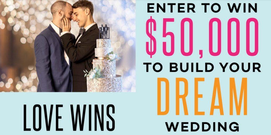 Foxwoods Love Wins Dream Wedding Giveaway