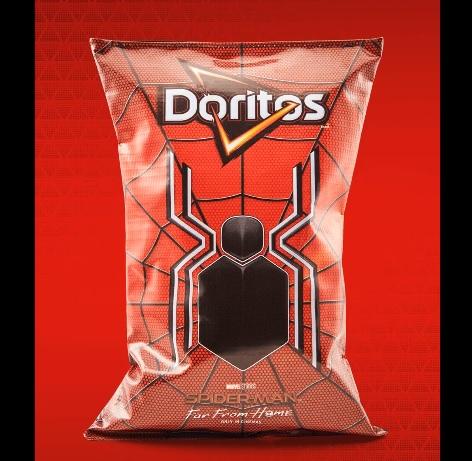 Frito Lay Incognito Doritos Sweepstakes