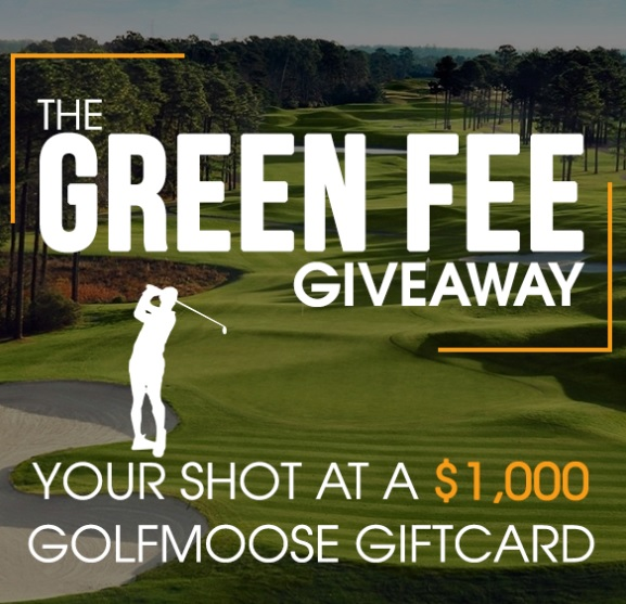 Golf Moose The Green Fee Giveaway
