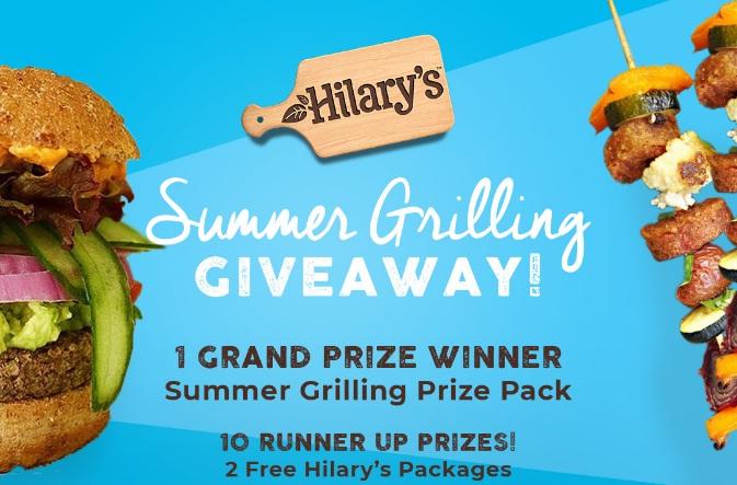 Hilarys Summer Grilling Giveaway