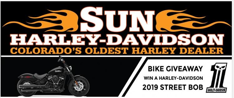 KYGO 2019 Sun Harley Davidson Giveaway