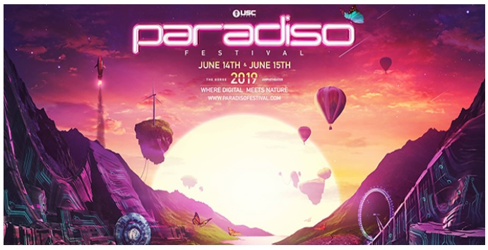 Movin 92.5 Paradiso 2-Day Passes 4xDay Giveaway