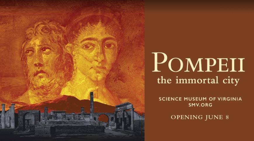 WTVR CBS 6 News Pompeii The Immortal City Contest