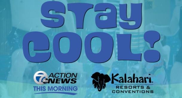 WXYZ Stay Cool With Kalahari Summer Sweepstakes