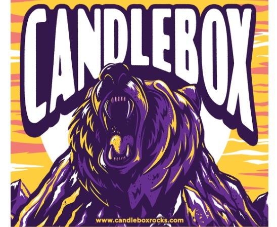 Candlebox Tickets Giveaway