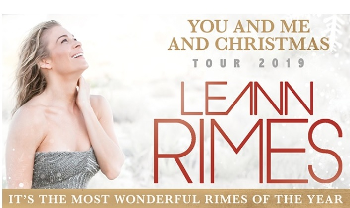 LeAnn Rimes You And Me And Christmas Contest