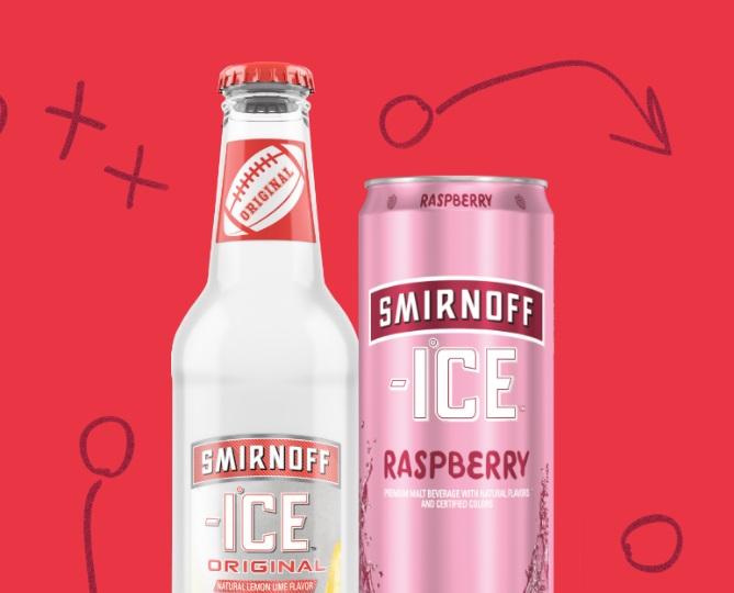 Smirnoff Ice Touchdown Sweepstakes
