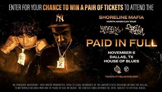Shoreline Mafia Contest