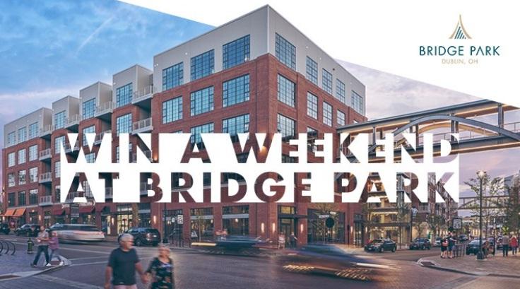 Bridge Park Weekend Sweepstakes