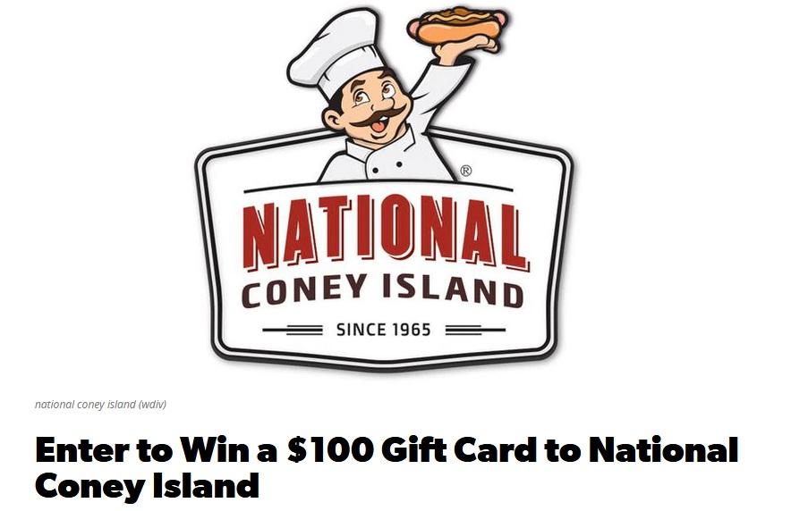 National Coney Island National Coney Island Contest