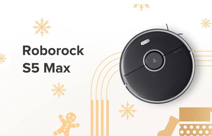 Roborock S5 Max Smart Vacuum Giveaway