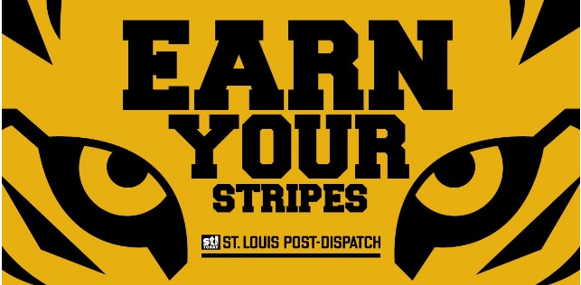 The St. Louis Post-Dispatch Earn Your Stripes Ticket Giveaway