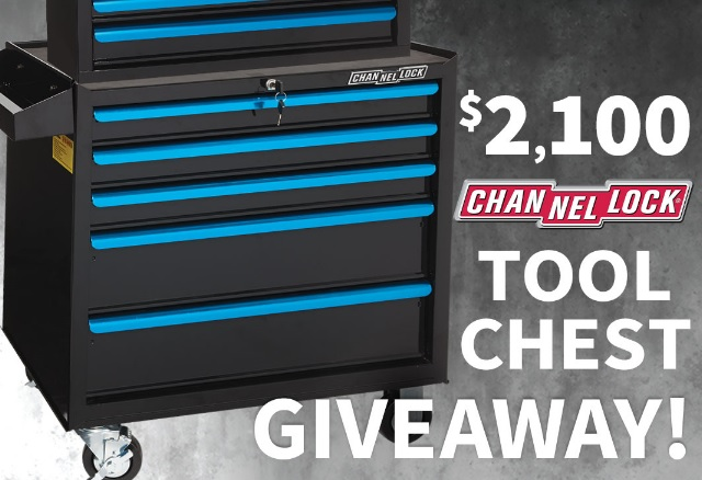 Doitbest.com Channellock Tool Chest Giveaway