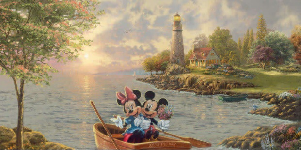 Mickey And Minnie Lighthouse Cove Sweepstakes