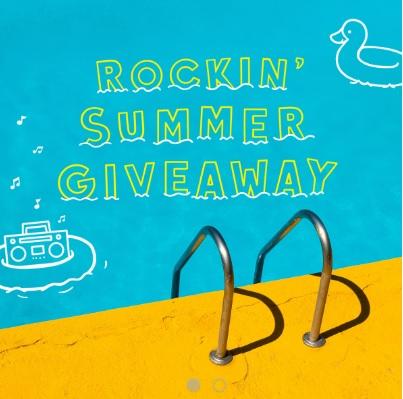 Rockabye Baby Rockin Summer Giveaway