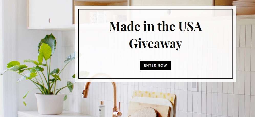 Fireclay Tile Made In The USA Giveaway