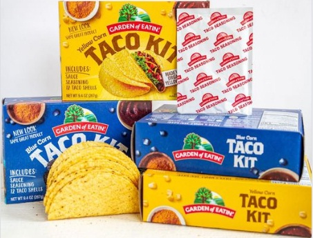 The Hain Celestial Group National Taco Day Giveaway